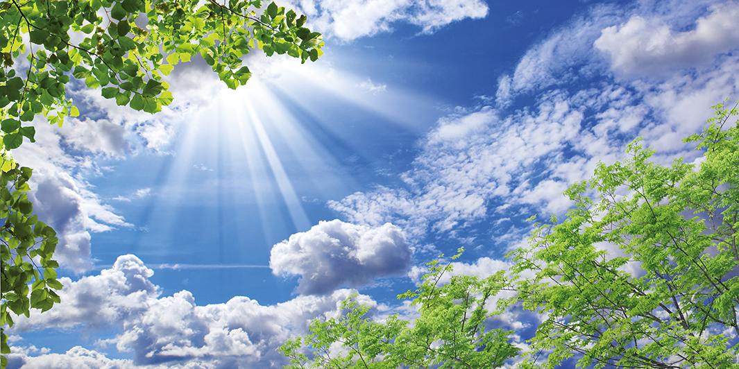 Картинки природа небо солнце